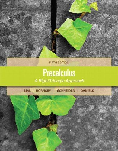Precalculus (5th Edition)