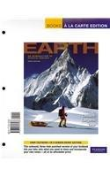 Earth: An Introduction to Physical Geology, Books a la Carte Plus MasteringGeology -- Access Card Package (10th Edition)