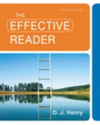Effective Reader, The Plus NEW MyReadingLab with eText -- Access Card Package (3rd Edition)