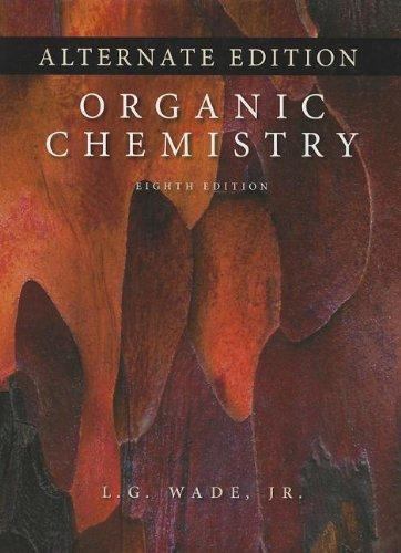 Organic Chemistry (Special Edition) (8th Edition)