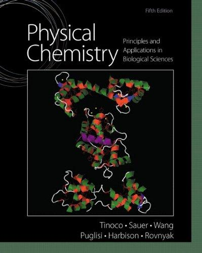 Physical Chemistry: Principles and Applications in Biological Sciences Plus MasteringChemistry with Pearson eText  -- Access Card Package (5th Edition)