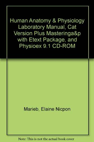 human anatomy and physiology lab manual cat version pdf