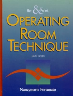 Berry and Kohn's Operating Room Techniques