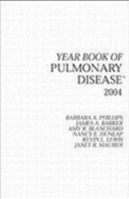 Year Book Of Pulmonary Disease 2004
