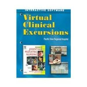Virtual Clinical Excursions 3.0 to Accompany Wong's Essentials of Pediatric Nursing w/CD-ROM