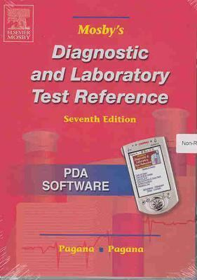 Mosby's Diagnostic And Laboratory Test Reference Pda Software
