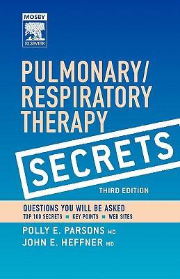 Pulmonary/ Respiratory Therapy Secrets