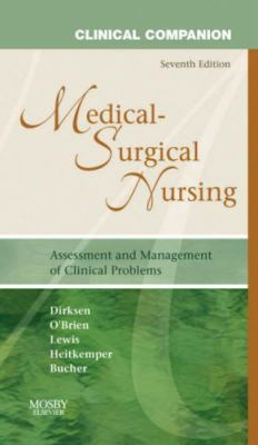 Clinical Companion to Medical-Surgical Nursing Clinical Companion
