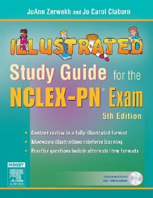 Illustrated Study Guide for the NCLEX-PN Exam