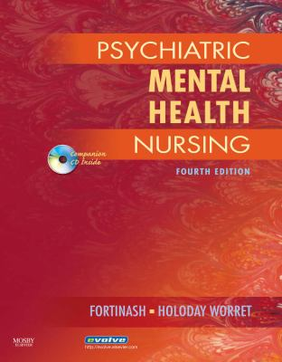 Psychiatric Mental Health Nursing (Fourth Edition)