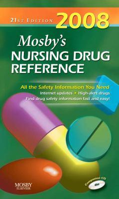 Mosby's 2008 Nursing Drug Reference