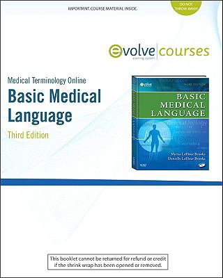 Medical Terminology Online for Basic Medical Language (User Guide and Access Code)