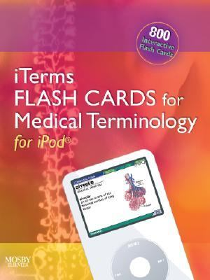 iTerms Flash Cards for Medical Terminology: Video iPod - Retail Pack