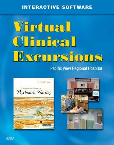 Virtual Clinical Excursions 3.0 for Principles and Practice of Psychiatric Nursing, 9e