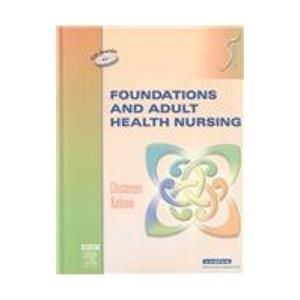 Foundations & Adult Health Nursing - Text with Mosby's Dictionary of Medical, Nursing & Health Professions 8e Package, 5e