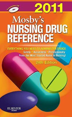 Mosby's 2011 Nursing Drug Reference, 24e (SKIDMORE NURSING DRUG REFERENCE)