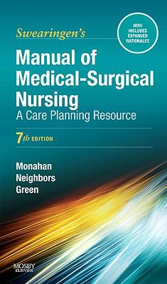 Manual of Medical-Surgical Nursing: A Care Planning Resource (Manual of Medical Surgical Nursing Care)