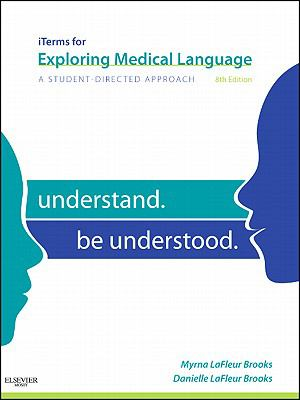 iTerms Audio for Exploring Medical Language - Retail Pack