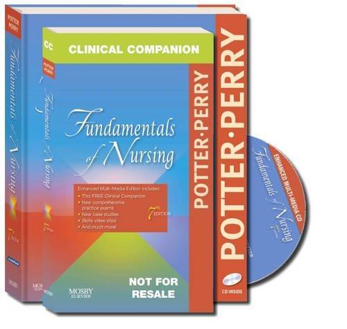 Fundamentals of Nursing Enhanced Multi-Media Edition Package, 7e (Fundamentals of Nursing (Potter & Perry))