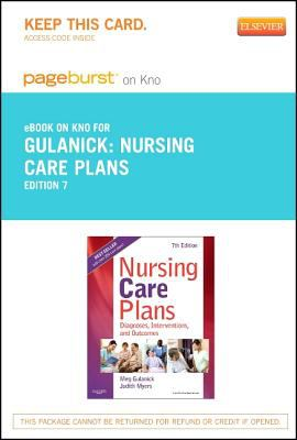 Nursing care plans diagnoses interventions and outcomes (Book )