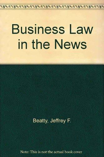 Business Law in the News