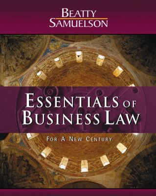 Essentials of Business Law for a New Century