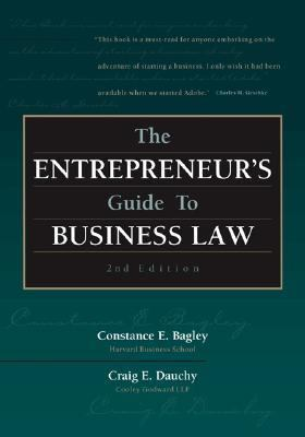 Entrepreneur's Guide to Business Law