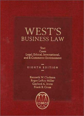 West's Business Law