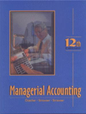 managerial acct Managerial accounting - saylor academy.