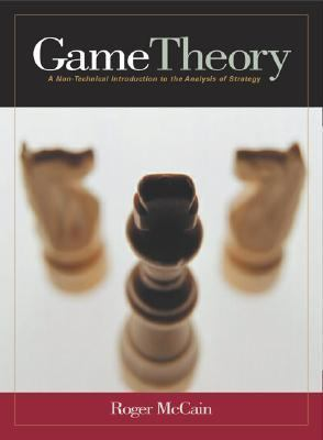 an introduction to the analysis of the game trespasser Buy game theory: a nontechnical introduction to the analysis of strategy (3rd edition) 3rd revised edition by roger a mccain.
