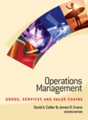 Operations Management Goods, Service, And Value Chains