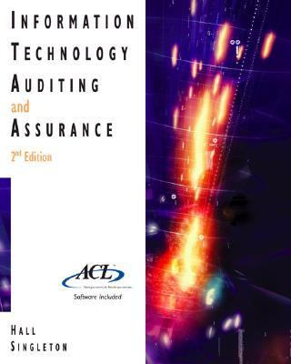 Information Technology Auditing and Assurance