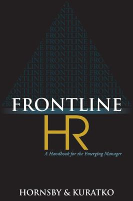 Frontline Hr A Guide for the Emerging Manager