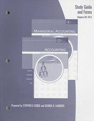 Managerial Acct.-s.g.+forms