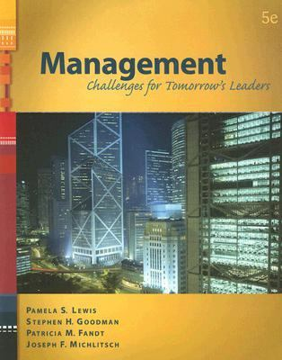 Management Changes for Tomorrow's Leaders