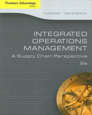 Integrated Operations Management: A Supply Chain Perspective (Thomson Advantage Books)