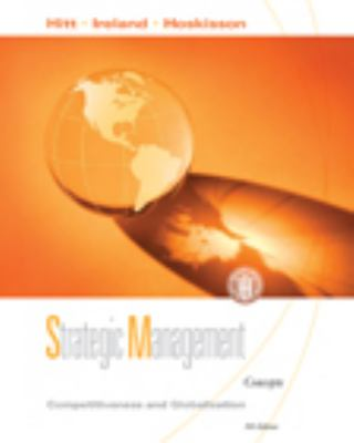 Strategic Managemetn Competitiveness and Globalization Concept