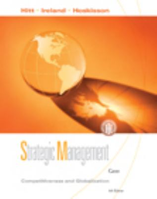 Strategic Management Competitiveness and Globalization Cases