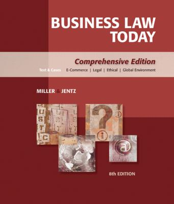 Business Law Today: Comprehensive