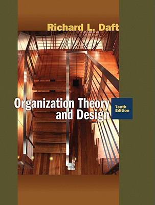 Organization Theory and Design