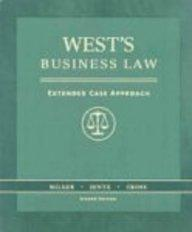 West's Business Law: Extended Case Approach (with 2006 Online Research Guide)