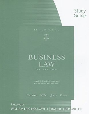 West's Business Law Study Guide
