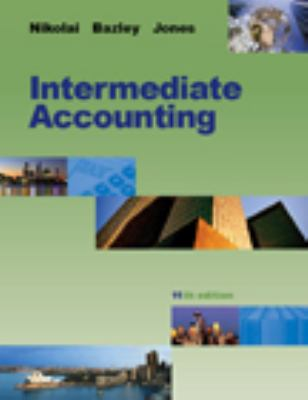 Intermediate Accounting, 11th Edition (Available Titles CengageNOW)