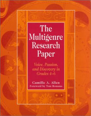 camille allen multigenre research paper