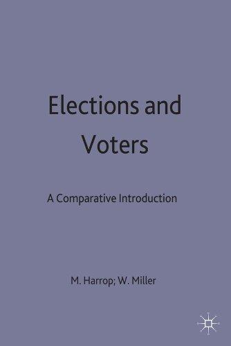 Elections and Voters: Comparative Introduction