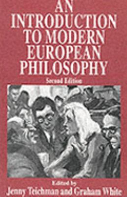 Intro Modern Euro Philosophy