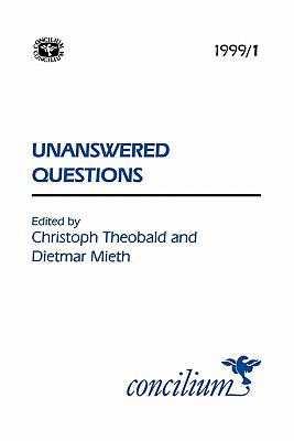 1999 1 unanswered questions con 99 concilium rent for Dietmar mieth