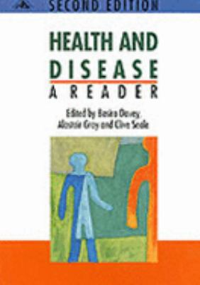 Health and Disease A Reader