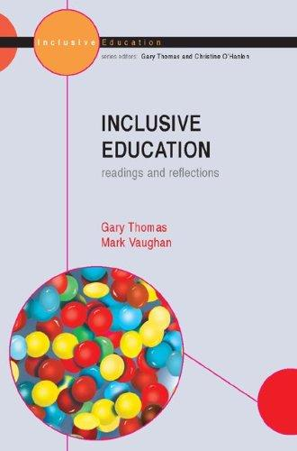 Inclusive Education: A Reader