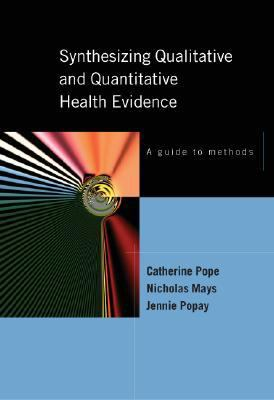 synthesising qualitative and A guide to synthesising qualitative research for researchers undertaking health  technology assessments and systematic reviews authors: ring n, ritchie k,.